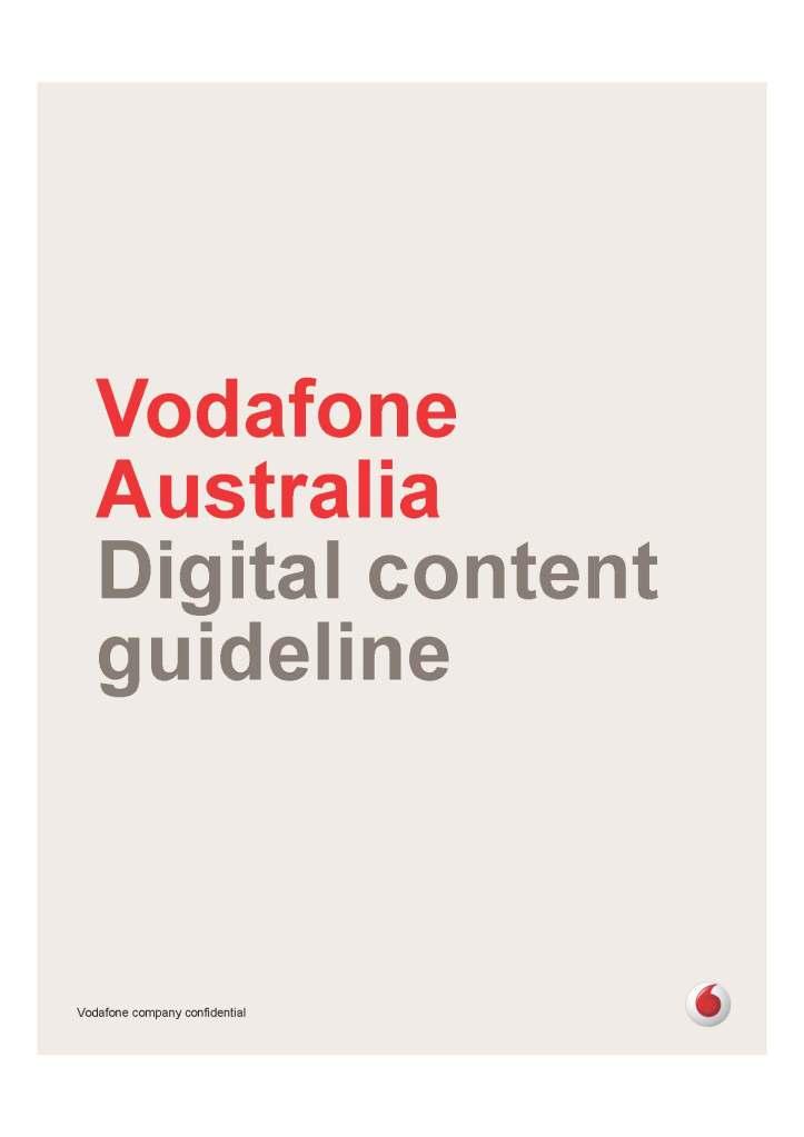 Content guidelines - Tim Tayyar, freelance copywriter
