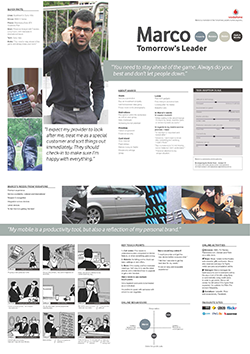 Brand personas - Tim Tayyar, freelance copywriter